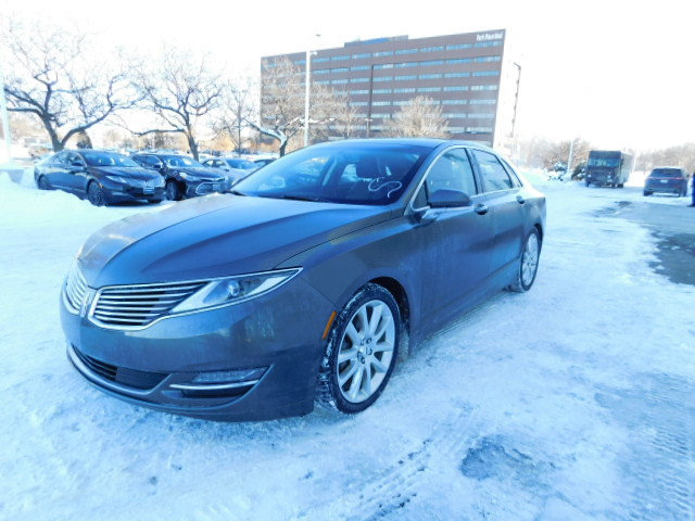 Certified Pre Owned 2016 Lincoln Mkz 4dr Sedan Hybrid Fwd