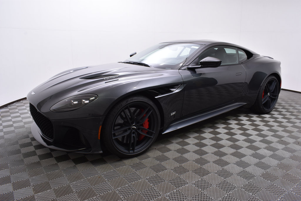 New 2019 Aston Martin Dbs Superleggera Dbs Superleggera In Golden